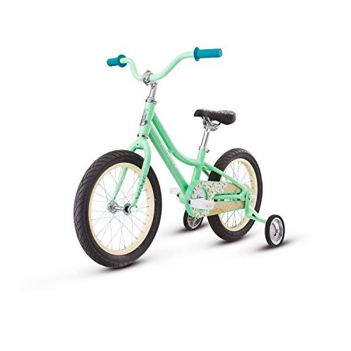 Raleigh Kids Bike Training Wheels for Girls 3-5