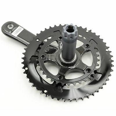 FSA Light Carbon Road Crankset 50/34 10 Speed 172.5mm/Black