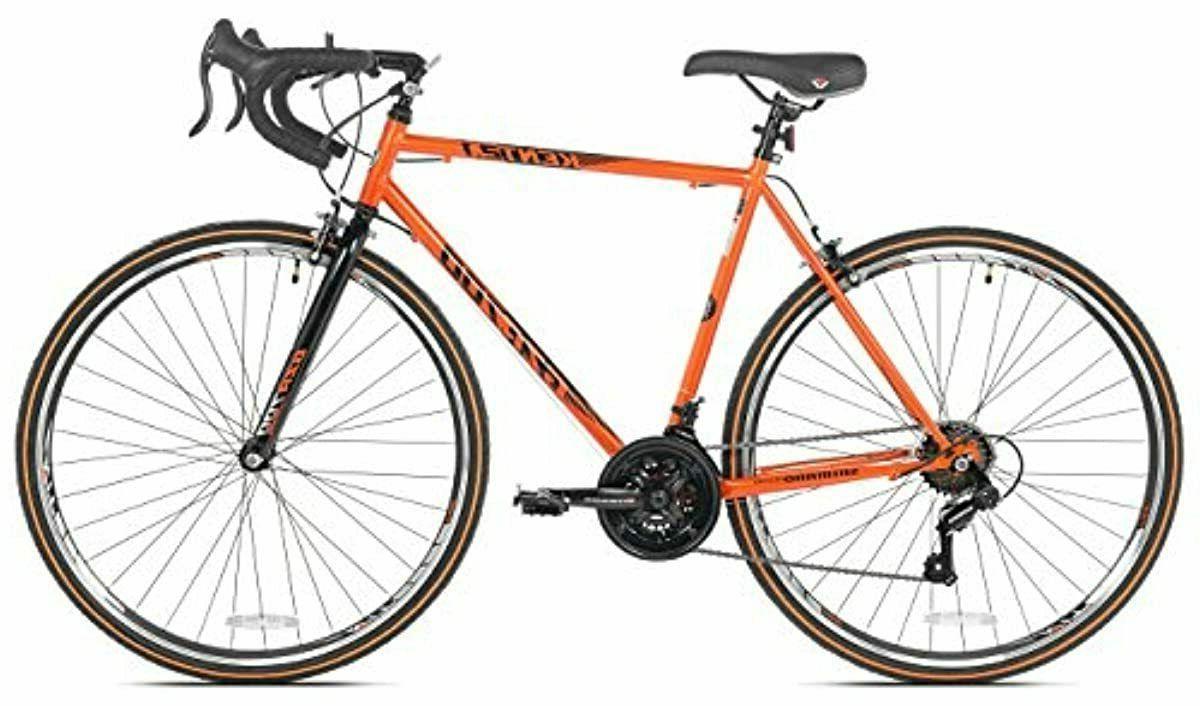Kent Bike 700C Steel Fork Brakes Shimano