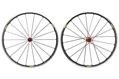 Mavic Ksyrium Elite Road Bike Wheel Set 700c Aluminum Clinch