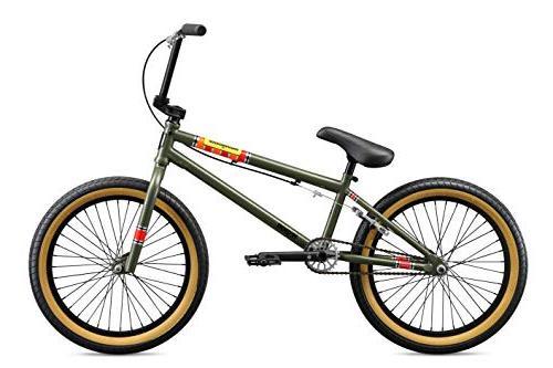 Mongoose Legion Boy's Freestyle Wheels,
