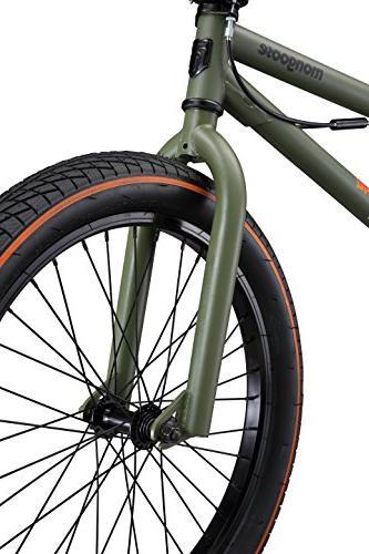 Mongoose Legion L40 Boy's Freestyle Wheels