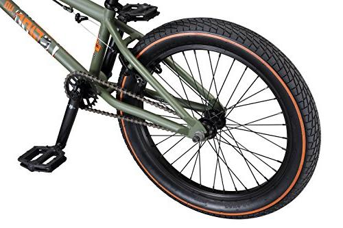 Mongoose Freestyle 20-Inch Wheels