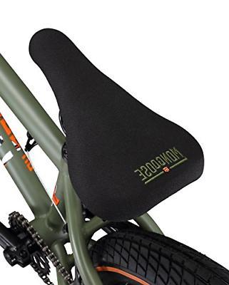 Mongoose Legion Freestyle BMX Bike, Wheels