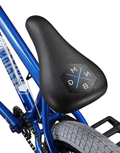 Mongoose Freestyle Bike, Wheels,