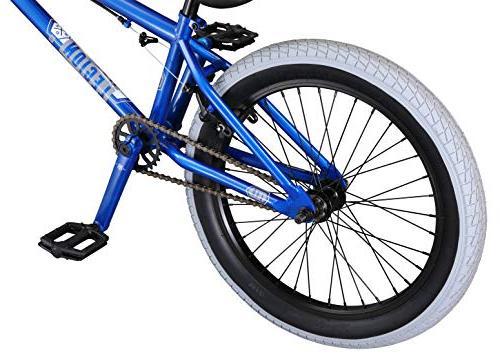 Mongoose Legion L40 Freestyle Bike, Wheels,