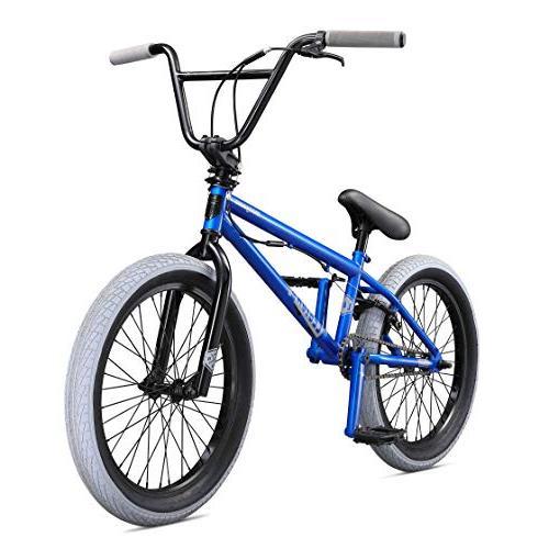 legion l40 freestyle bmx bike