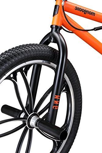 Mongoose Mag BMX Orange