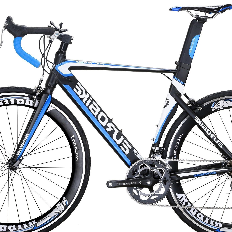Light Aluminium Road 14 Racing Bikes 54cm cycl
