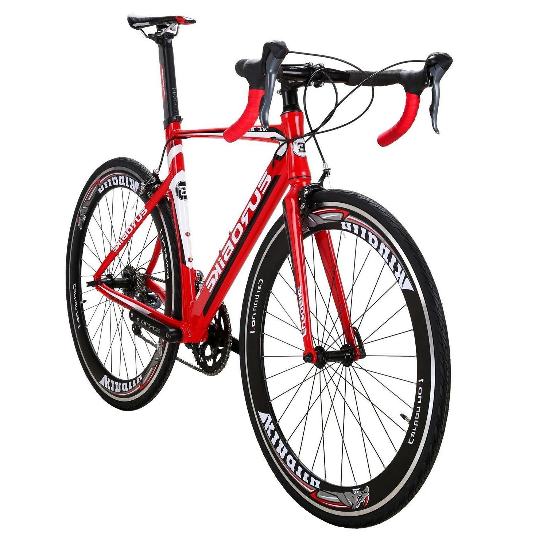 Light 700C Shimano 16 Bicycle Mens Racing 54cm