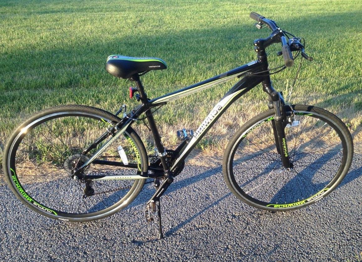 "Schwinn OR2 28"" 700C Aluminum Hybrid Bicycle Road Bike 21 S"