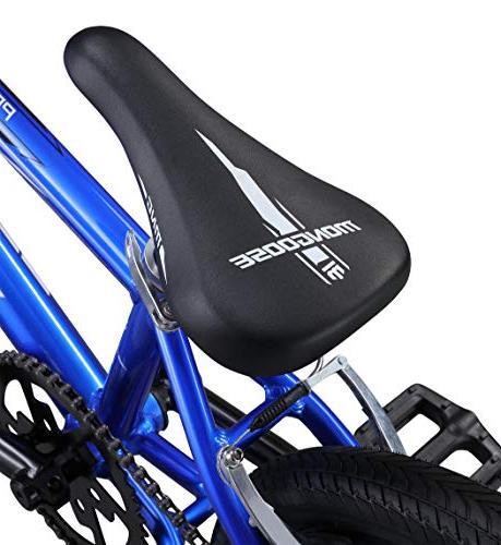 BMX 20-Inch Wheels, Blue
