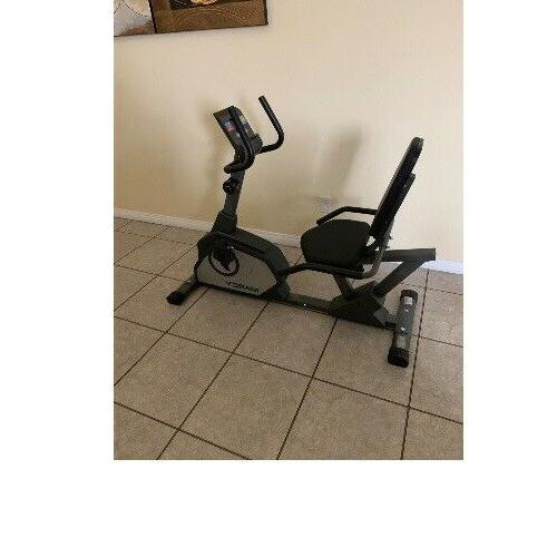 Marcy Magnetic Exercise Bike Levels LCD