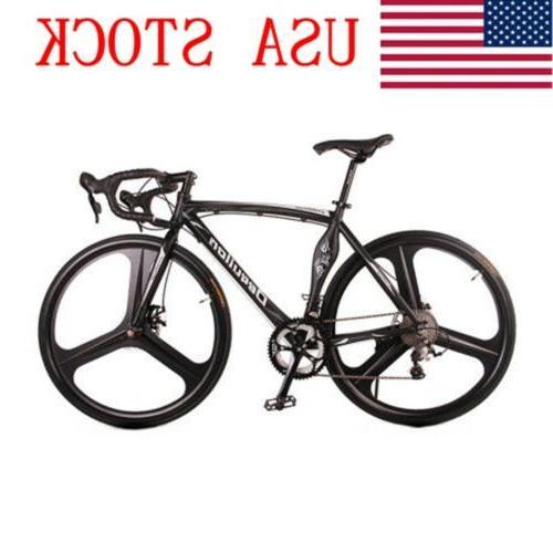 "Men's 26"" Road Bike City Bicycle 18 Speed SHIMANO TX30 Outdo"