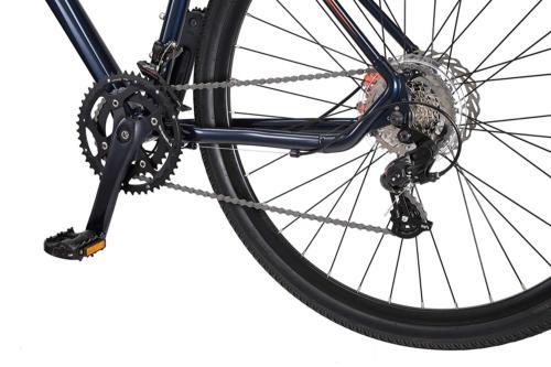 Mongoose Men's Elroy Bike Blue,