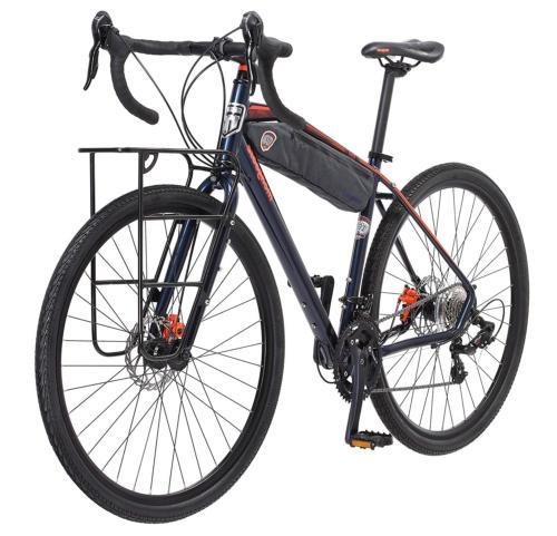 Mongoose Bike 700C Bicycle, Blue,