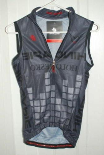Hincapie Men's XX-SMALL Axis Sleeveless Cycling Jersey 2XS R