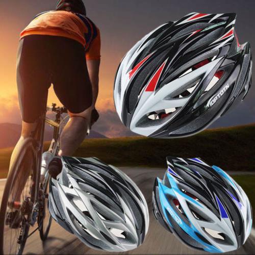 Men Women Cycling Bicycle Bike Safety Helmet Racing Road MTB