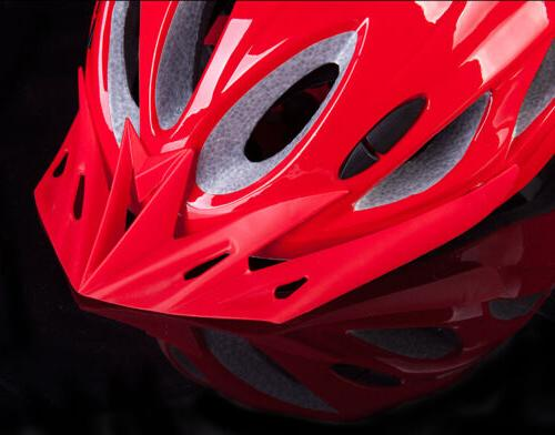 Men Travel Bicycle Helmet Cycling Bike Visor CPSC
