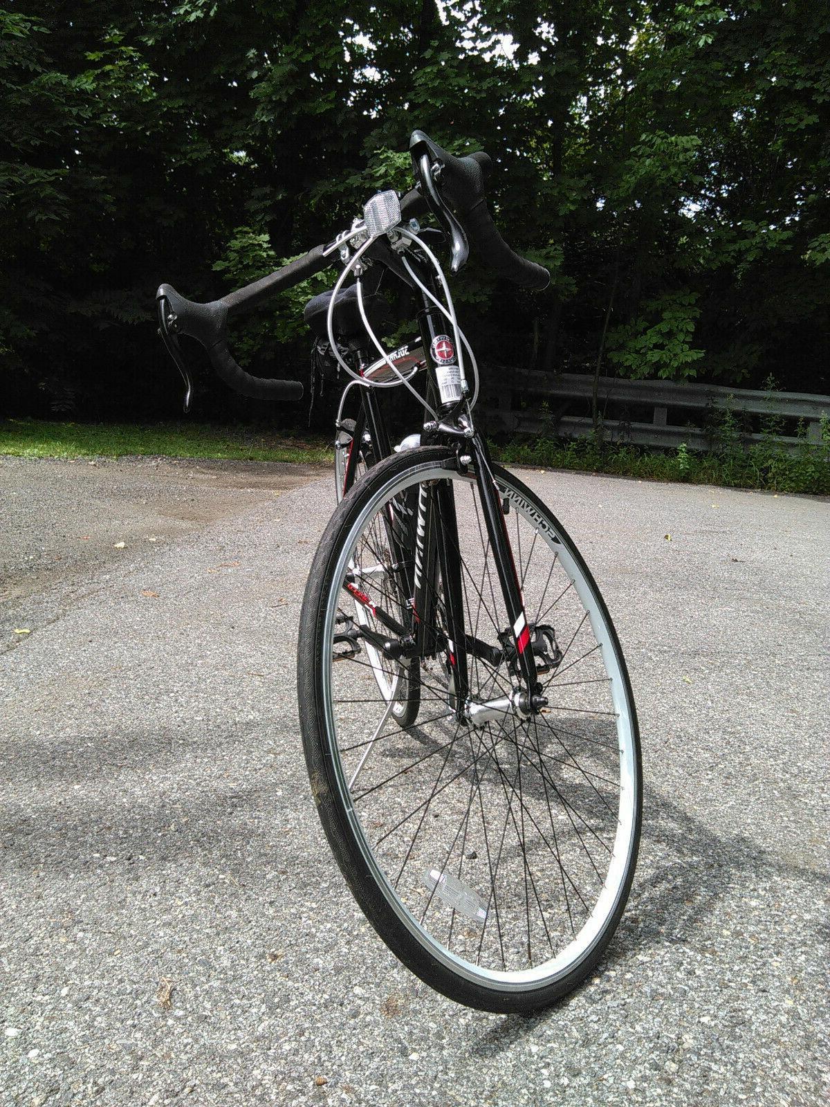 Mens Road Bike-Black