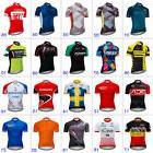 Mens Cycling Bicycle Jersey Sports Clothing Short Sleeve Roa