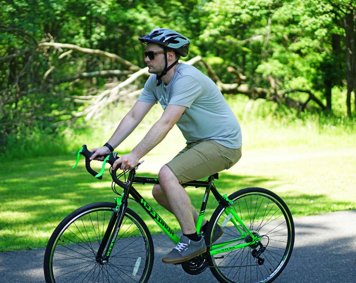 Bicycle 700c Drivetrain Steel Frame Cruising