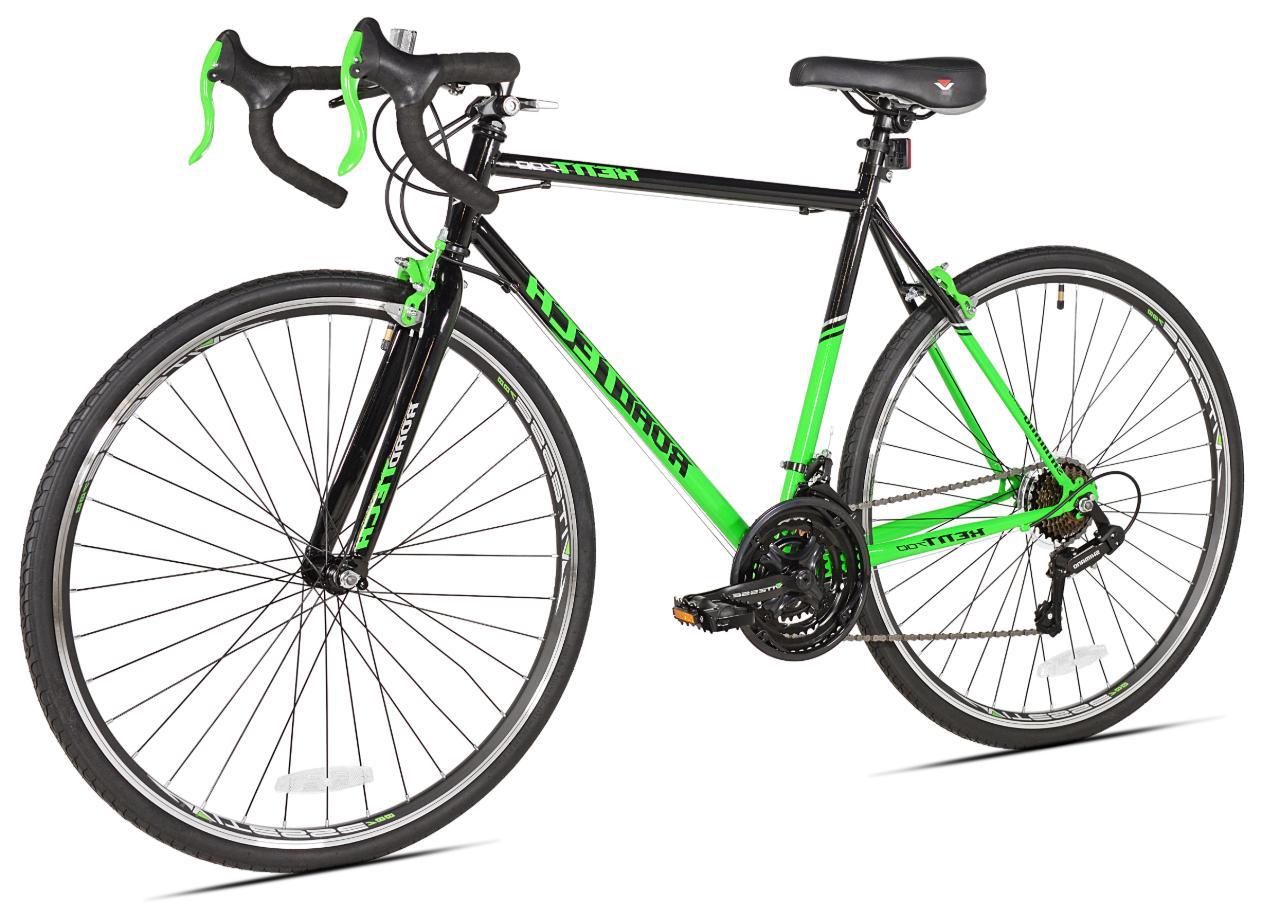 Mens Road Best Bicycle 700c Drivetrain Steel Cruising
