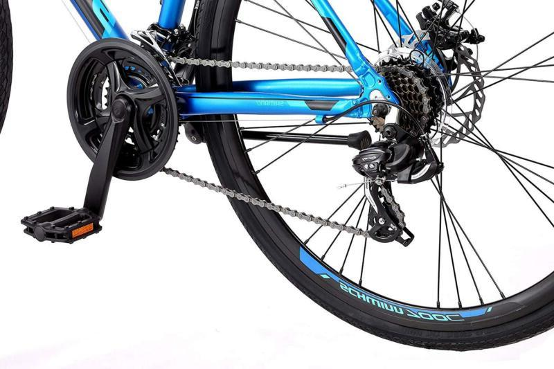 Mens Road Volare Two Colors 700C Rear