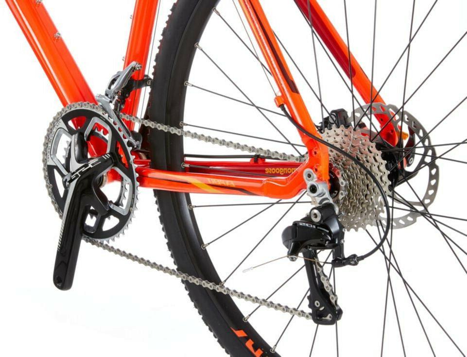 Mens Bike Lightweight Ride Frame Bicycle