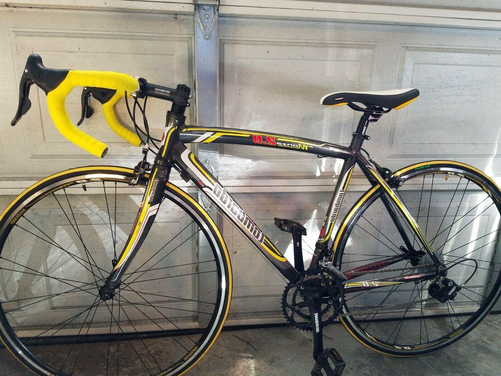 monza 2 0 c 700c road bicycle