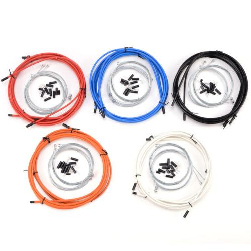 mountain bicycle road bike gear cable