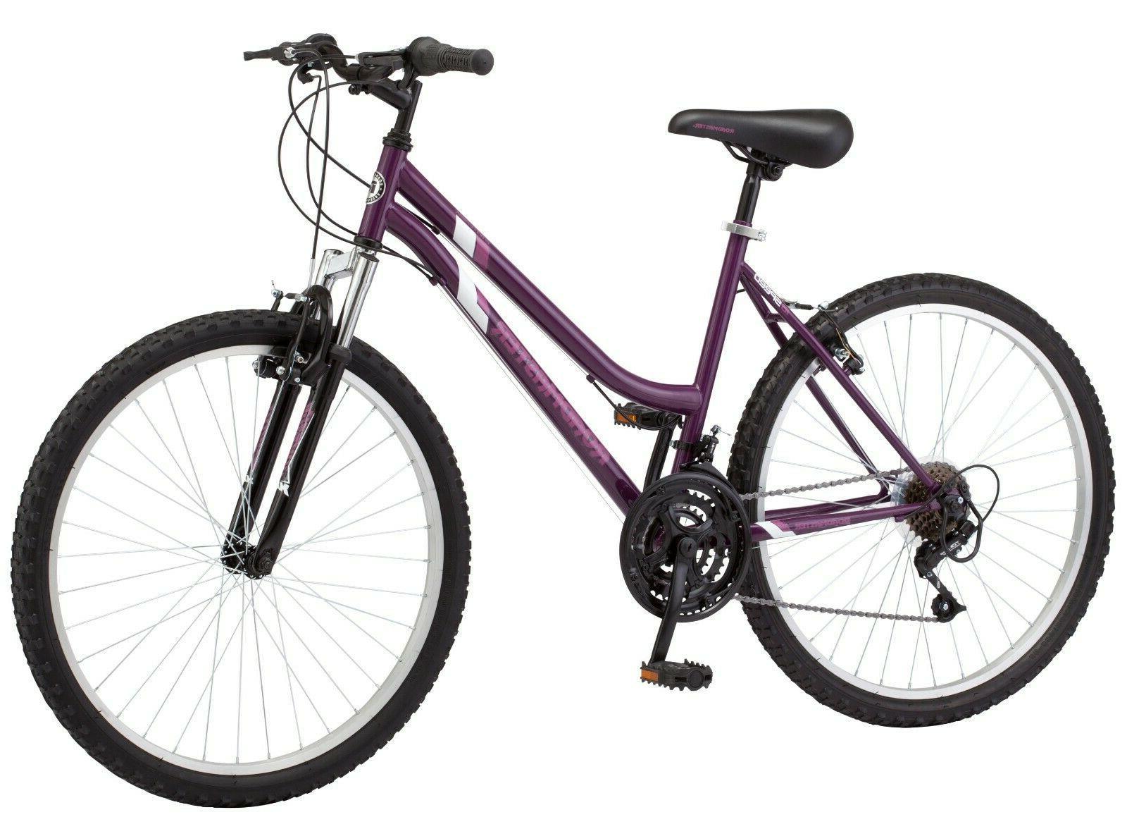 granite peak bike black