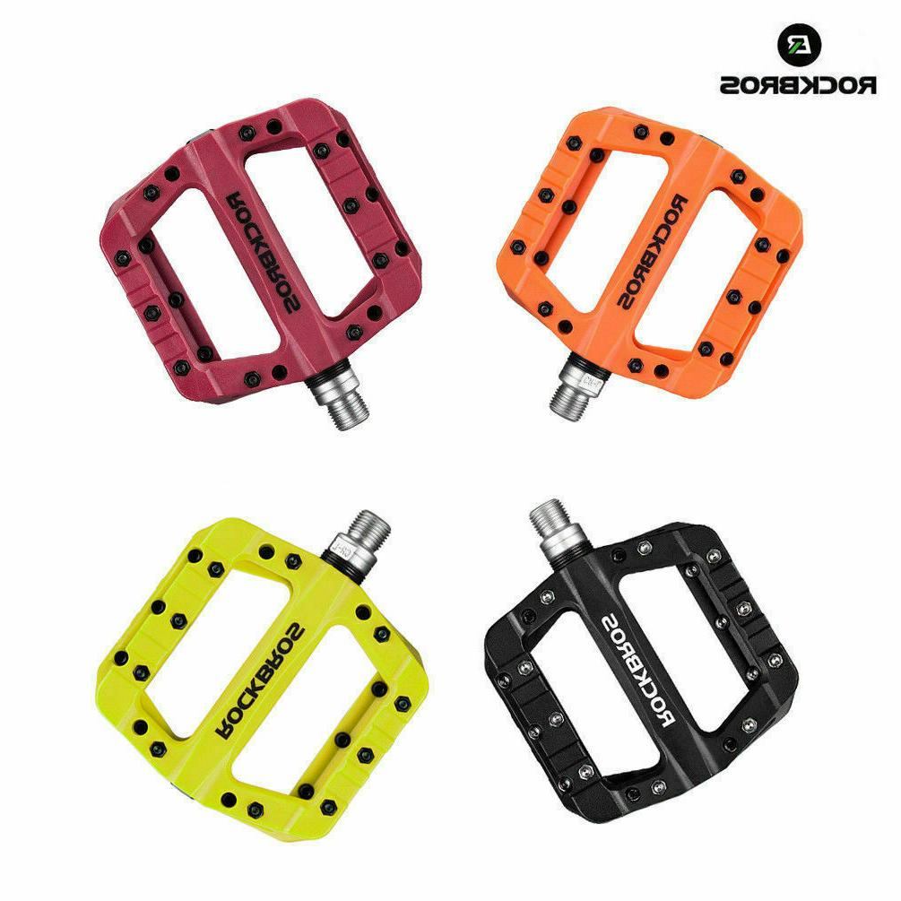mountain road bike bicycle bearing pedals wide