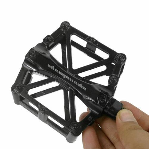 "Mountain Pedals 9/16"" Bearing MTB Cycling Flat Platform"