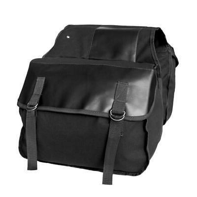 Mountain Bikes Bicycle Side Rear Rack Tail Bag Pannier