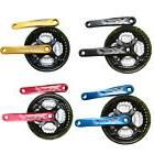 7/8/9 Speed MTB Road Bike Crankset Chainwheel Bicycle Crank