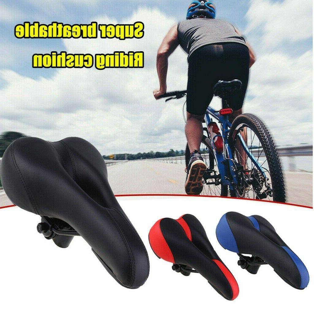 Comfort Gel Bike Seat Soft Road Mountain Bike Saddle Bicycle