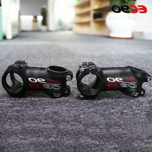 EC90 Bike Stem Bar Stem Carbon+AL Threadless