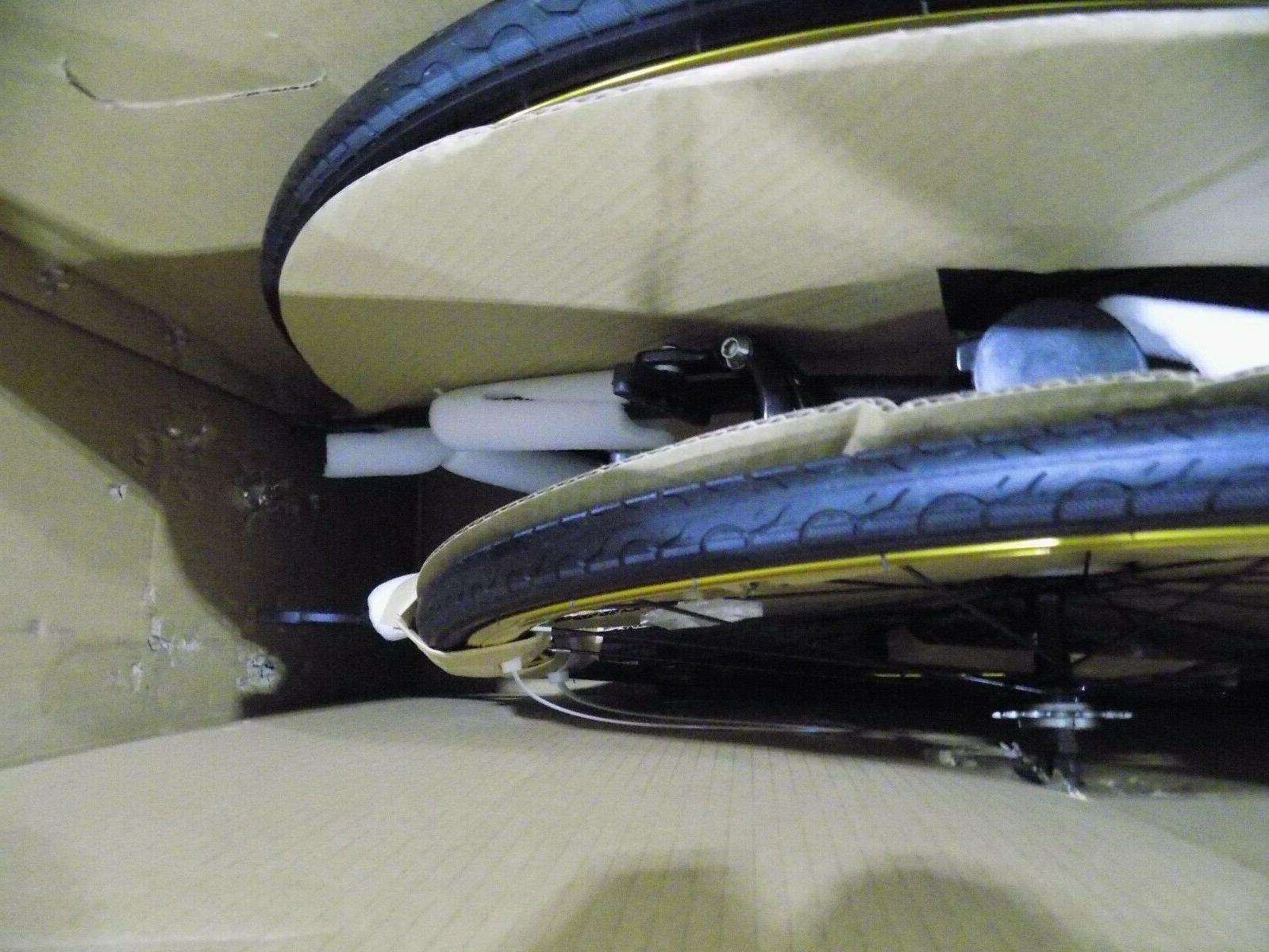 6KU Nebula Fixed Gear Bike