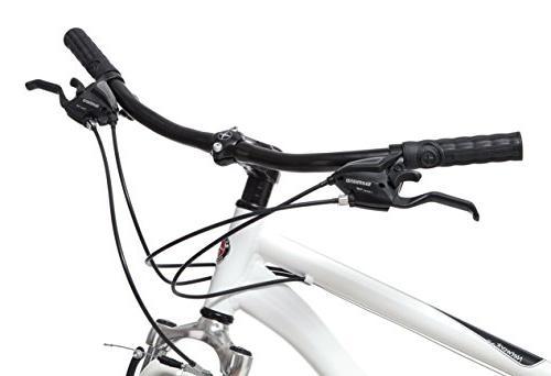 Schwinn 700C Wheel Men's Bicycle White, size