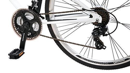 Schwinn Men's 3.0 700C Bicycle White, Frame size