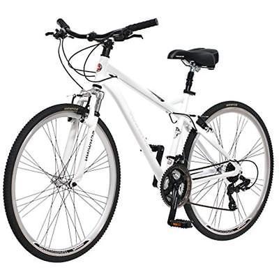 Schwinn Men's 700C Bicycle White, Frame size