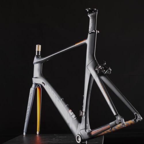 New 2017 Tri Carbon Road Bike 60cm NICE!