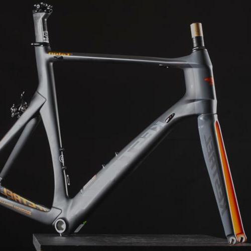 New 2017 Tri Bike Frameset Size NICE!