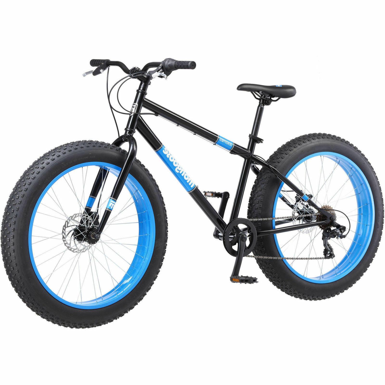 "26"" Mongoose Dolomite Fat Tire Bike"