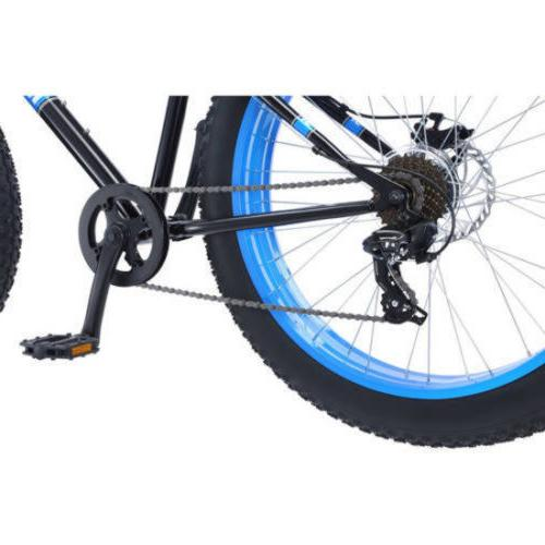 "26"" Dolomite Tire 7-speed Mountain Bike Shimano"