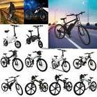 "New 26""Folding Electric Mountain Road Bike Bicycle Ebike & L"