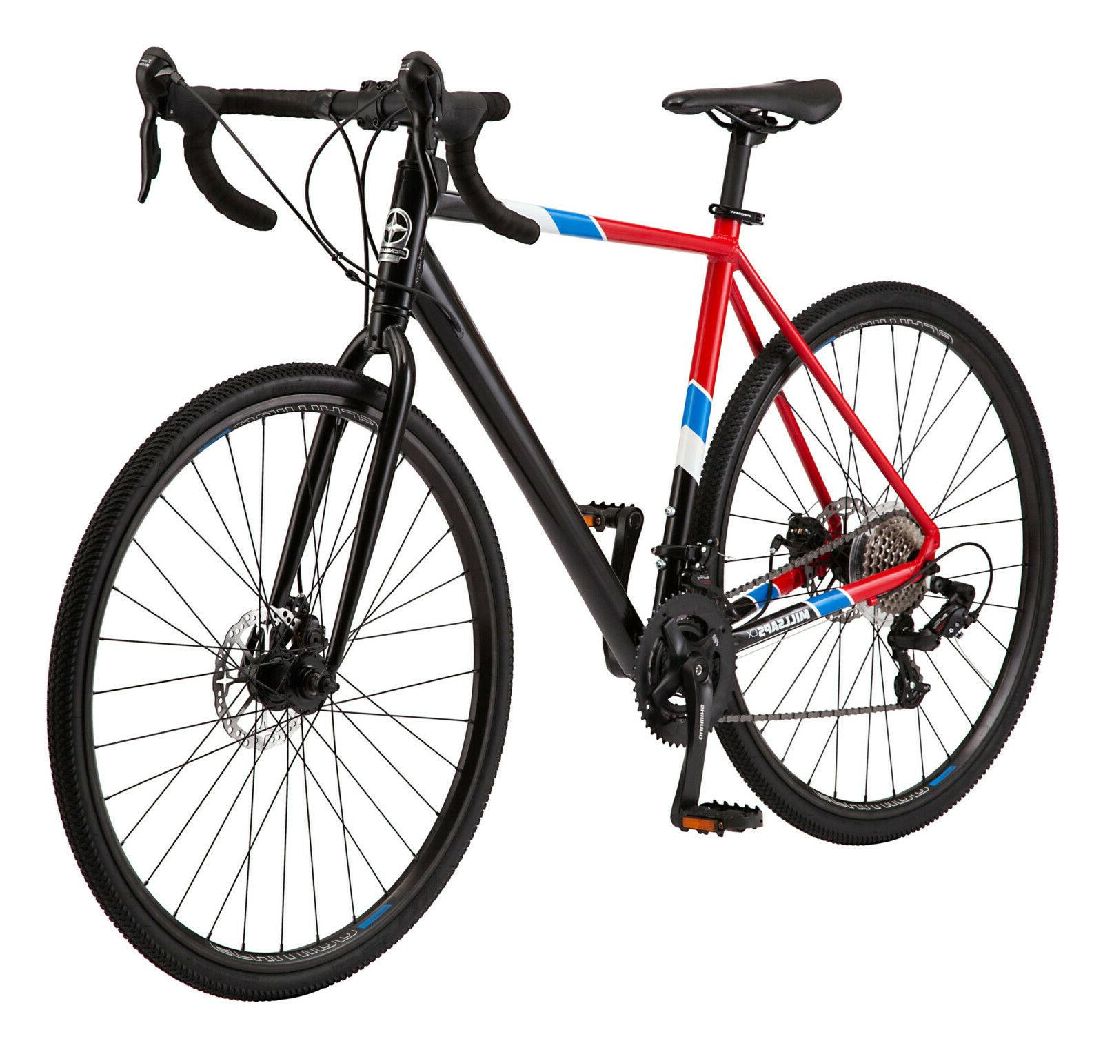 new millsaps road bike 700c wheels 14