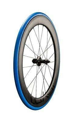 NEW Tacx Race Indoor Road Bike Trainer Tire Clincher Blue 70
