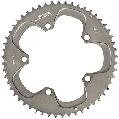 NEW! SRAM Red 53 T Road Bike Sprinter 130 BCD Chainring WORL